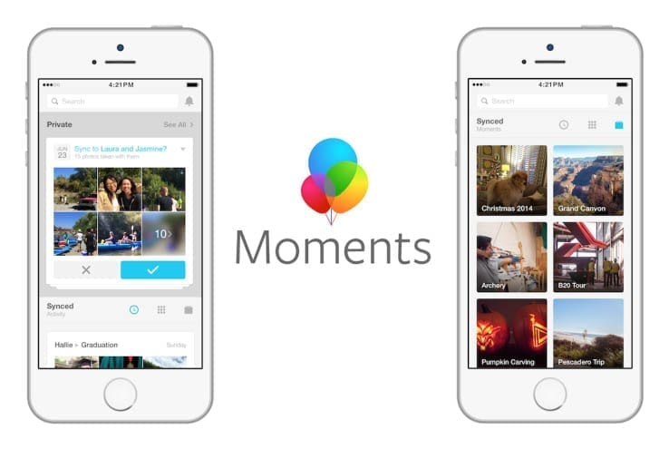 Aplicativo Moments - Dica App do Dia