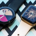 Review: Apple Watch Serie 4 x Galaxy Watch Active
