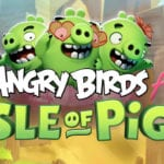 Game: Angry Birds AR: Isle of Pigs, game de Realidade Aumentada